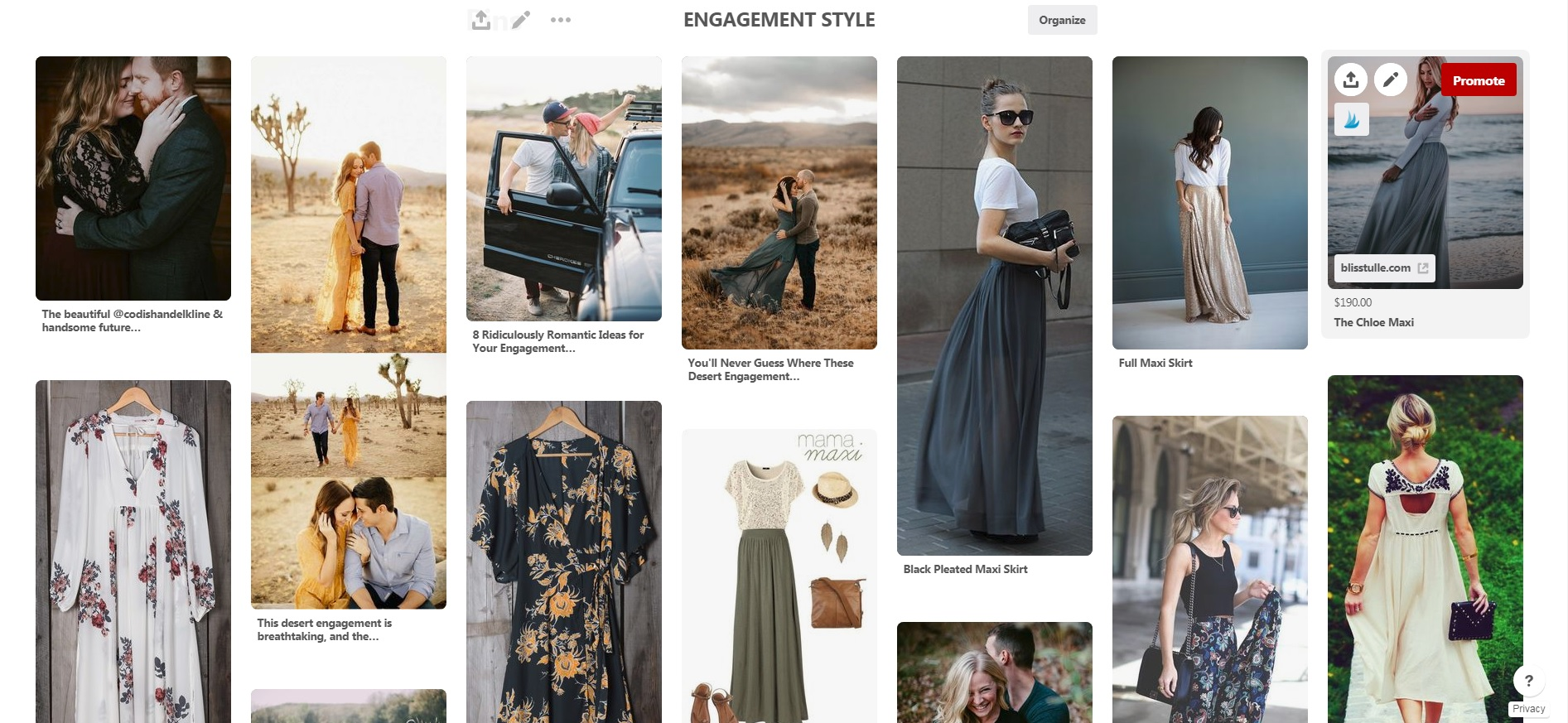 What to wear to your engagement session. Natural Intuition Photography