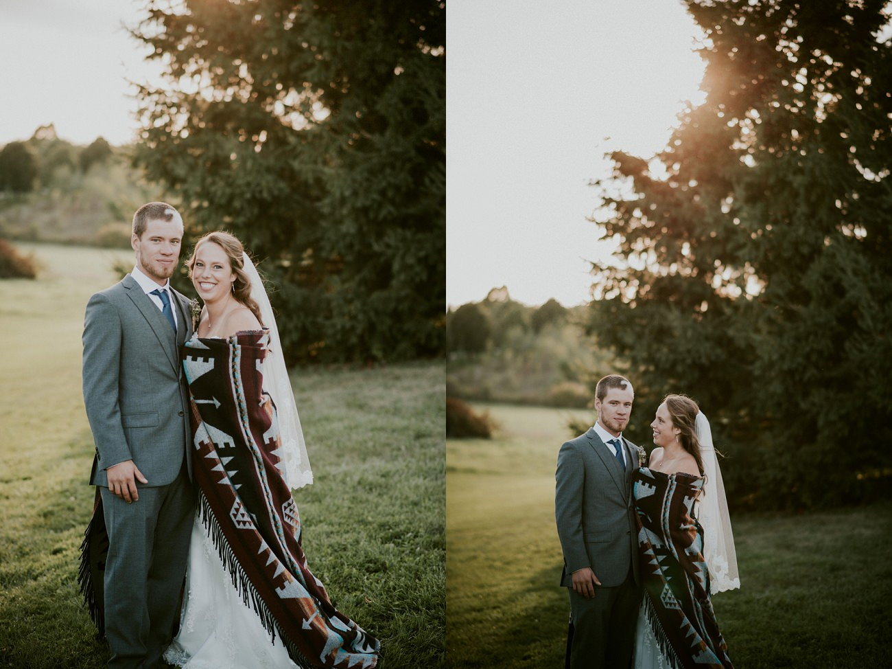 Pioneer Creek Farm Wedding - Madison WI - Natural Intuition Photography