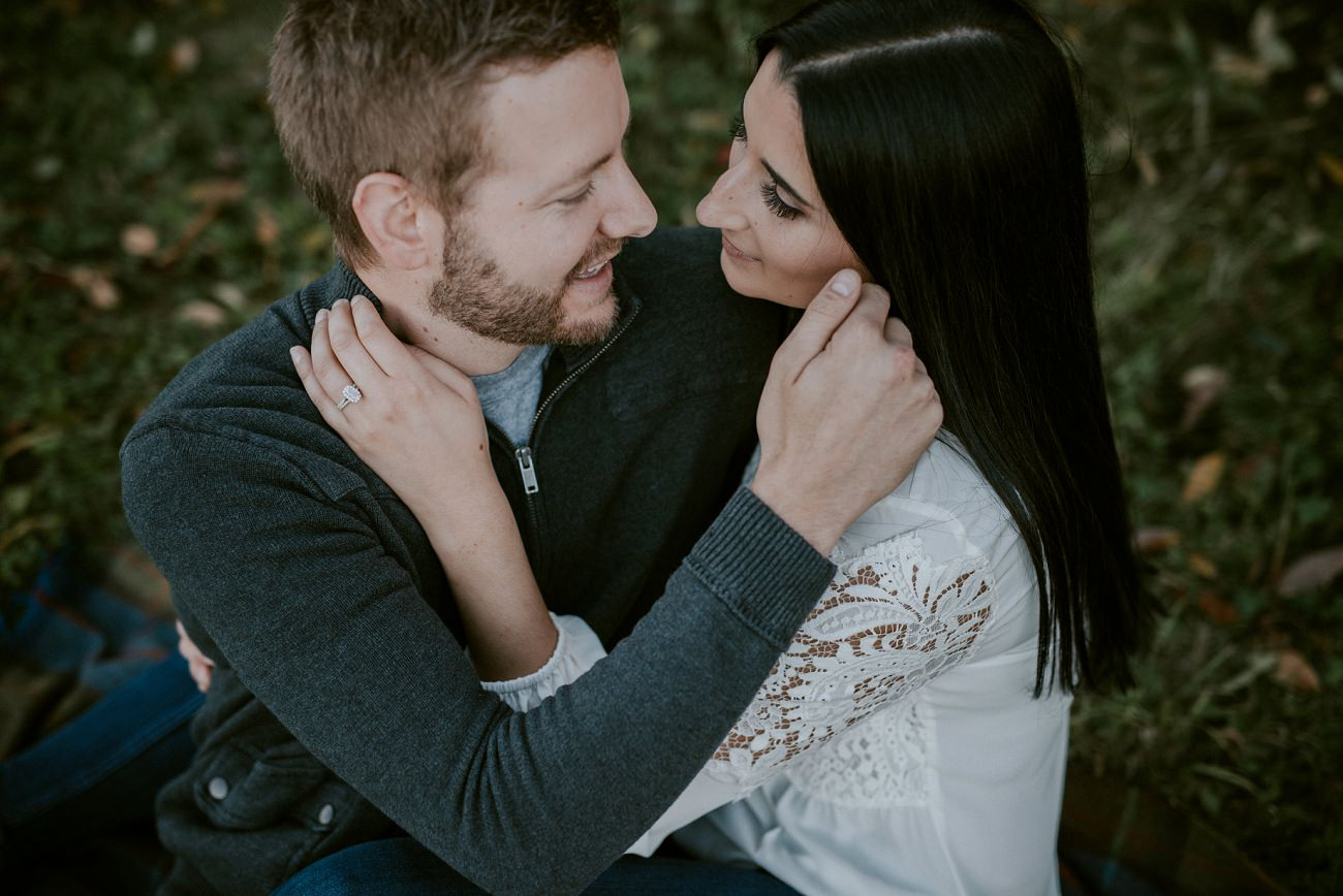 Fall Milwaukee Engagement - Milwaukee Wedding Photographer - Natural Intuition Photography