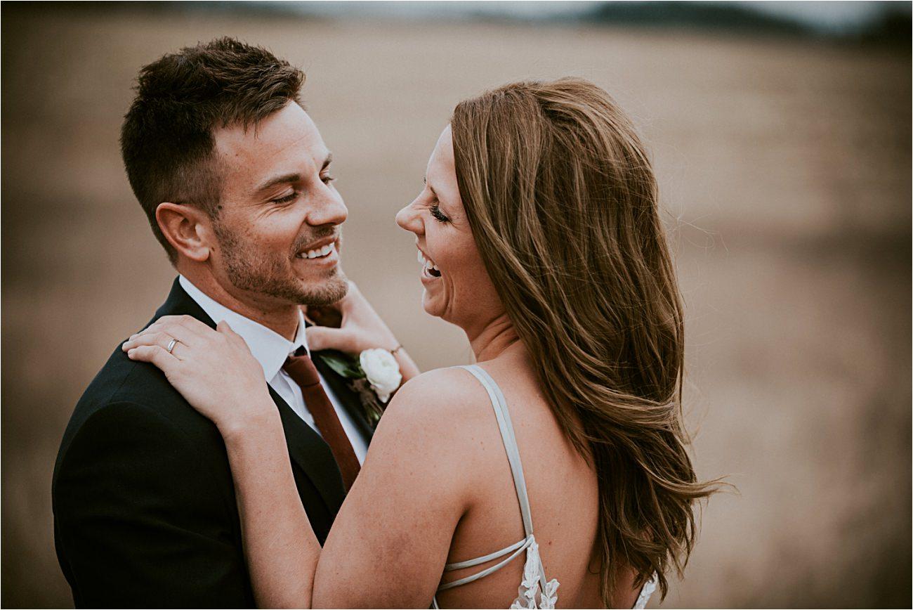 Magnolia Farms Wedding - Moody Wisconsin Wedding - Grey Wedding Dress - Natural Intuition Photography - Wisconsin Wedding Photographer