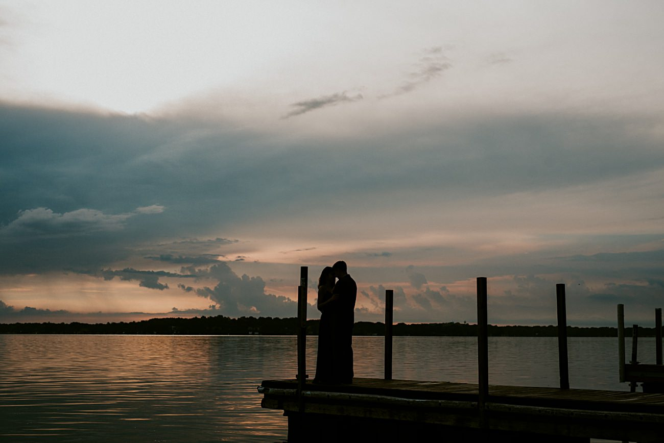 Sunrise Moody Anniversary Session in Madison Wisconsin - Natural Intuition Photography