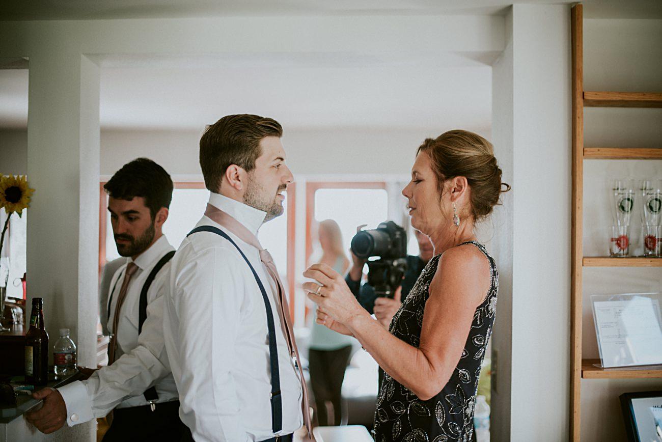 Century Barn Mt Horeb Wisconsin Wedding, Groom Getting Ready, Barn Weddings, Madison WI Wedding Photographer