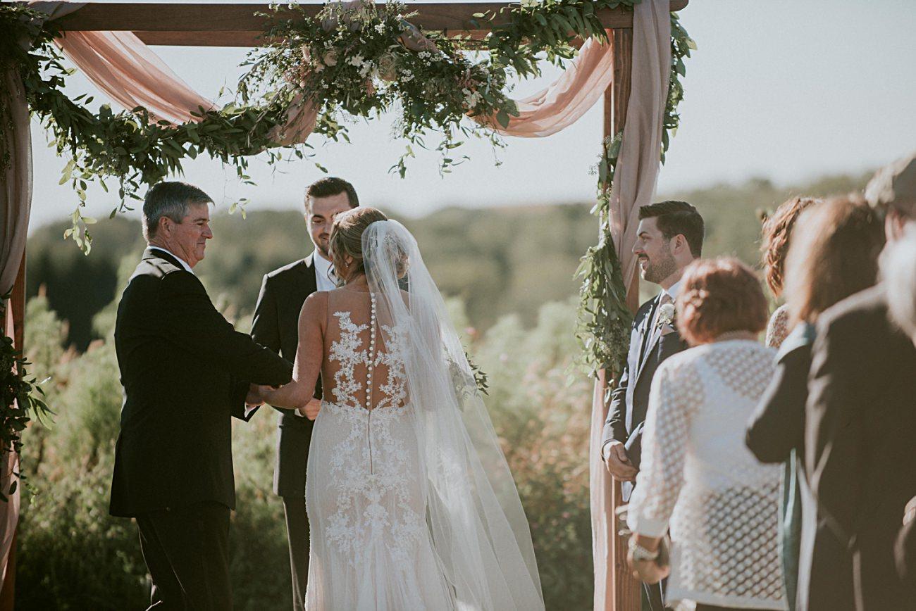 Lace Wedding Dress, Century Barn Mt Horeb Wisconsin Wedding, AC Hotel Madison WI, Barn Weddings, Madison WI Wedding Photographer
